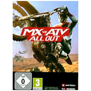 MX vs. ATV, All Out, 1 DVD-ROM