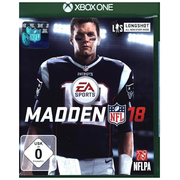 Electronic Arts Madden NFL 18 Basic Multilingual Xbox One