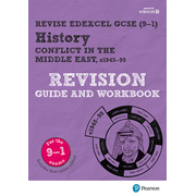Pearson Edexcel GCSE (9-1) History Conflict in the Middle East, 1945-95 Revision Guide and Workbook