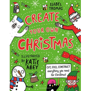 ISBN Create Your Own Christmas (Cut, fold, construct - everything you need for Christmas!)