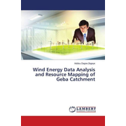 Wind Energy Data Analysis and Resource Mapping of Geba Catchment