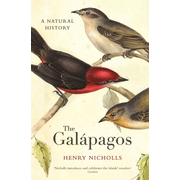 Allen & Unwin The Galapagos book History English Paperback 224 pages