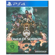 Omen of Sorrow, 1 PS4-Blu-ray Disc - Für PlayStation 4
