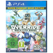 Override, Mech City Brawl, 1 PS4-Blu-ray Disc (Super Charged Mega Edition) - Für PlayStation 4