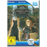 Vermillion Watch, Das Verne-Vermächtnis, 1 DVD-ROM - Wimmelbild-Adventure