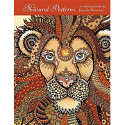 Natural Patterns a Coloring Book by Janelle Dimmett