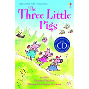 The Three Little Pigs [Book with CD]