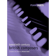 ISBN Piano Duets: 20th-century British Composers book