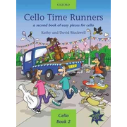 ISBN Cello Time Runners + CD