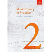Music Theory in Practice Model Answers, Grade 2
