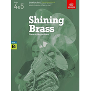 Shining Brass, Book 2, Piano Accompaniment B Flat