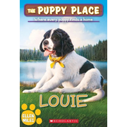 Louie (the Puppy Place #51), 51