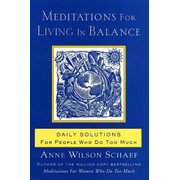 ISBN Meditations for Living In Balance