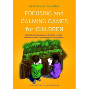 UBC Press Focusing and Calming Games for Children book Paperback 152 pages