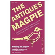 Allen & Unwin The Antiques Magpie book Gift book English Paperback 224 pages