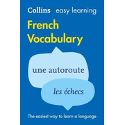 Collins Dictionaries: Easy Learning French Vocabulary