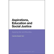 ISBN Aspirations, Education and Social Justice (Applying Sen and Bourdieu)