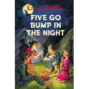 Hachette UK Five Go Bump in the Night book English Hardcover 112 pages