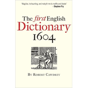 The First English Dictionary 1604