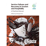 Service Failures and Recovery in Tourism and Hospitality: A Practical Manual