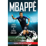 ISBN Mbappe book Paperback 240 pages