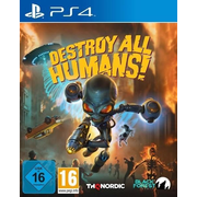 Destroy All Humans! (PlayStation PS4)