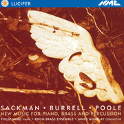 Lucifer: New Music for Piano, Brass and Percussion