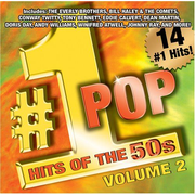 Number 1 Pop Hits of the 50s, Vol. 2