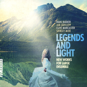 Legends and Light: New Works for Large Ensemble