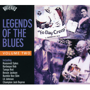 Legends of the Blues, Vol. 2