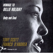 Homage to Billie Holiday: Body and Soul