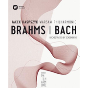 Warner Music Warsaw Philharmonic - Brahms & Bach Orchestrated by Schonberg, CD Klassisch