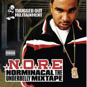 Norminacal the Underbelly Mixtape