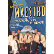 Pop Legends Live: Johnny Maestro and the Brooklyn Bridge [DVD]