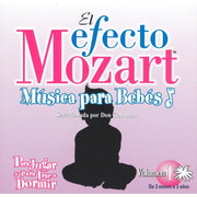 Mozart Effect - Music for Babies, Vol. 1: From Playtime to Sleepytime