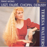 Liszt, Fauré, Chopin, Debussy: Piano Works