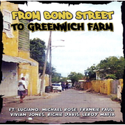 From Bond Street to Greenwich Farm