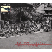 Bali 1928-Anthology: The First Recordings