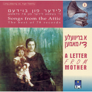 Letter from Mother: Songs of Jewish Mothers