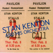 Stan Kenton at Fountain Street Church 1968, Vol. 1