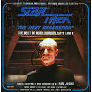 Star Trek: The Next Generation, Vol. 2 - The Best of Both Worlds, Pts. 1-2