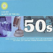 Original Artists Hits of the 50's