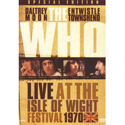 Live at the Isle of Wight Festival 1970 [DVD]