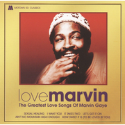 Love Marvin: The Greatest Love Songs Of Marvin Gaye