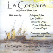 Corsaire: A Ballet in Three Acts
