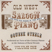 Old West Saloon Piano, Vol. 1