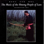 Music of the Hmong People of Laos