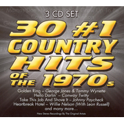 30 #1 Country Hits of the 1970s