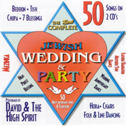 Real Complete Jewish Wedding & Party