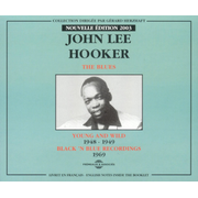 Blues: Young and Wild 1948-1949/Black 'n Blue Recordings 1969